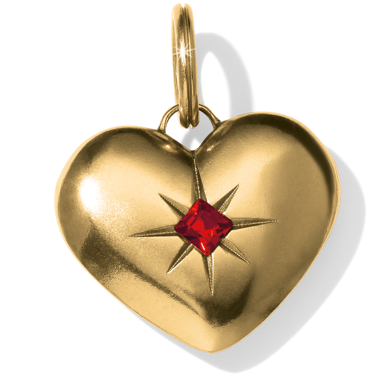 Brighton Heirloom Heart Amulet Product