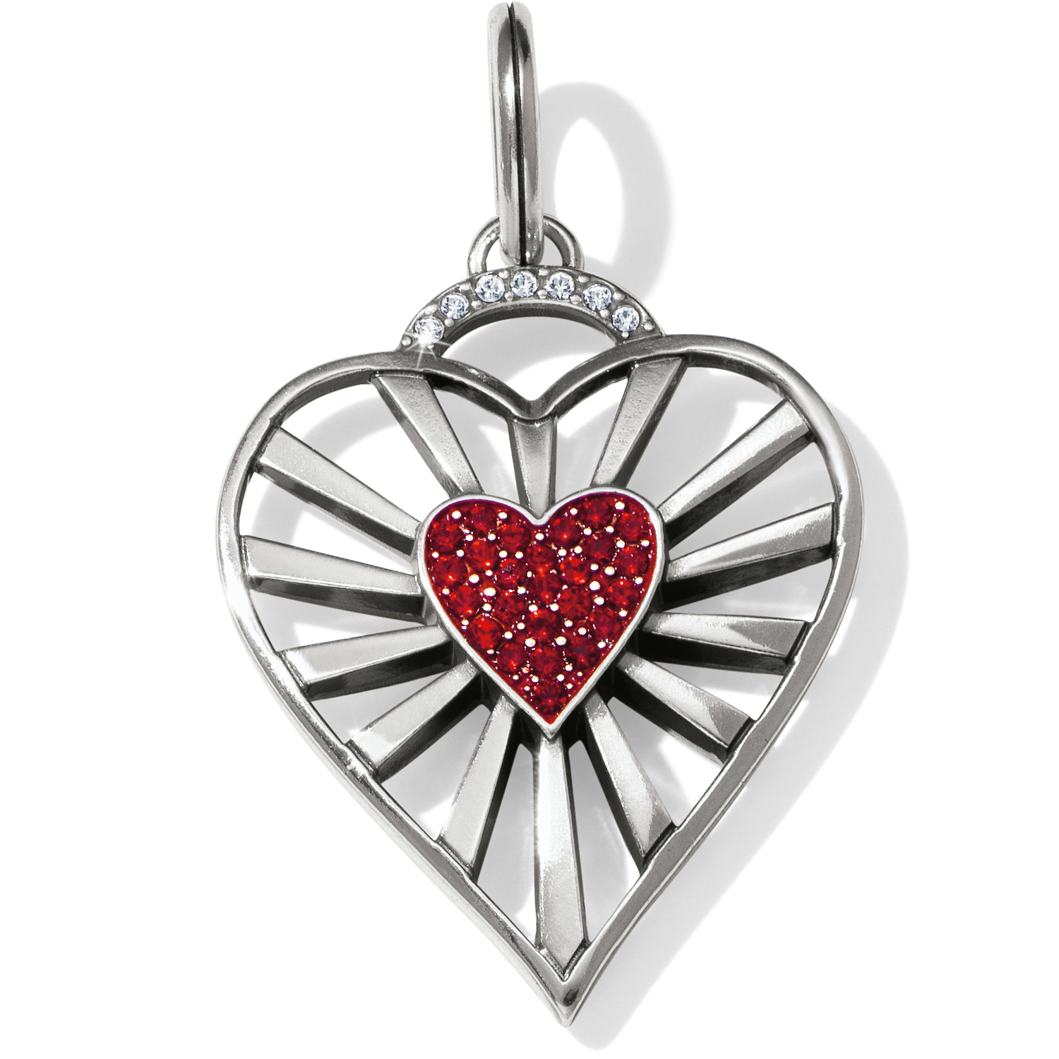 Brighton Vibrant Heart Amulet Product