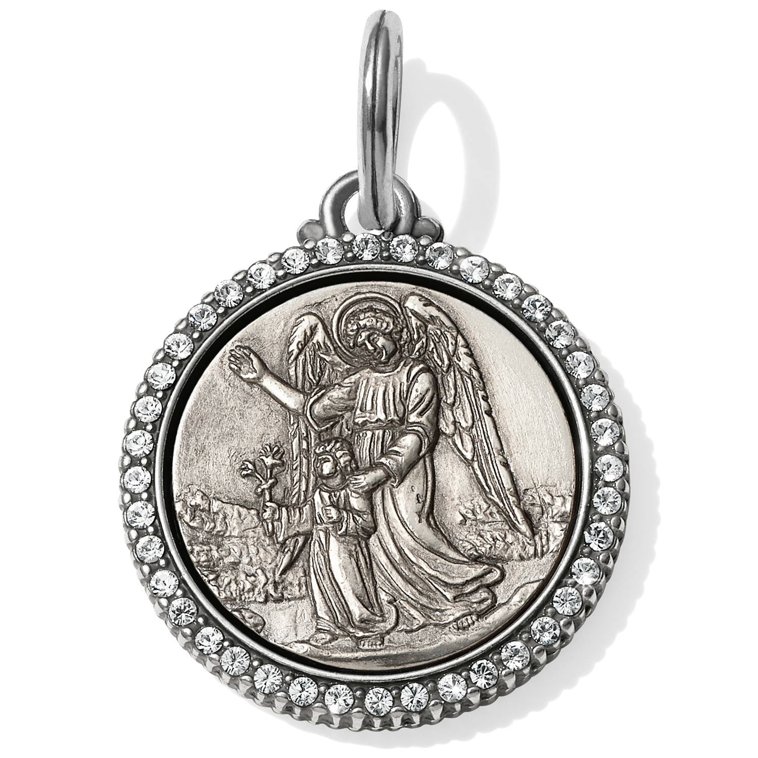 Brighton Serenity Angel Amulet Product